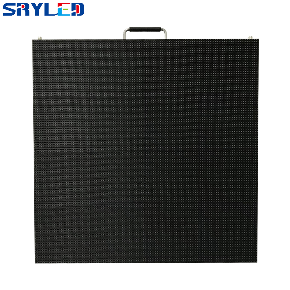 Superlight LED Panel Indoor P5 640x640mm Die-casting Aluminum LED Cabinet
