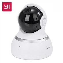 [International Edition] Xiaomi Yi 1080P Dome Camera Pan-Tilt Control 112″ Wide Angle 360″ View Two-way Audio YI Dome IP Camera