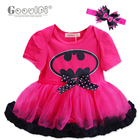 Gooulfi Baby Dresses Girl 1St Birthday Dress For Baby Girl with Bow 2pcs suit Girls' Baby Clothing Events Birthday Dresses