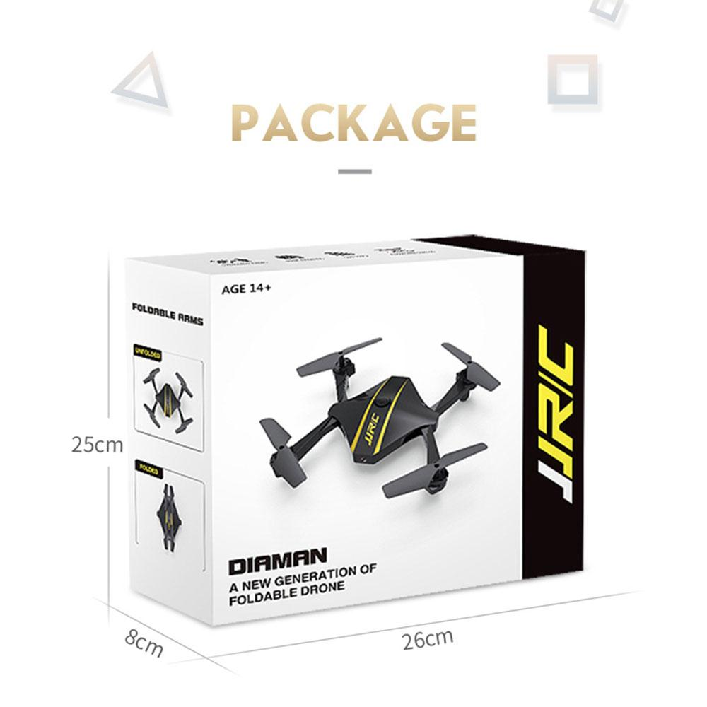 RC Dron Folding Selfie Dron WiFi 720P RC Helicopter Altitude Hold RC Quadcopter Aircraft Profissional Mini Drones With Camera HD