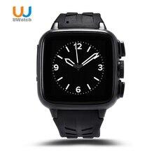 Uwatch usable dispositivos deporte smart watch teléfono android 4.4 512 mb + 4 gb wifi tarjeta sim bluetooth gps nueva smartwatch para huawei