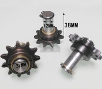 1pcs . 11teeths Btu reflow gear VIP98 chain gear Wave soldering inlet gear transmission wheel