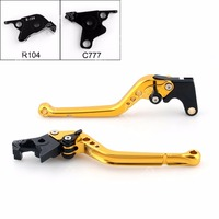 Motorcycle Brake Long Clutch Levers For Yamaha V MAX 2009 2015 MT 01 2004 2009 2PCS