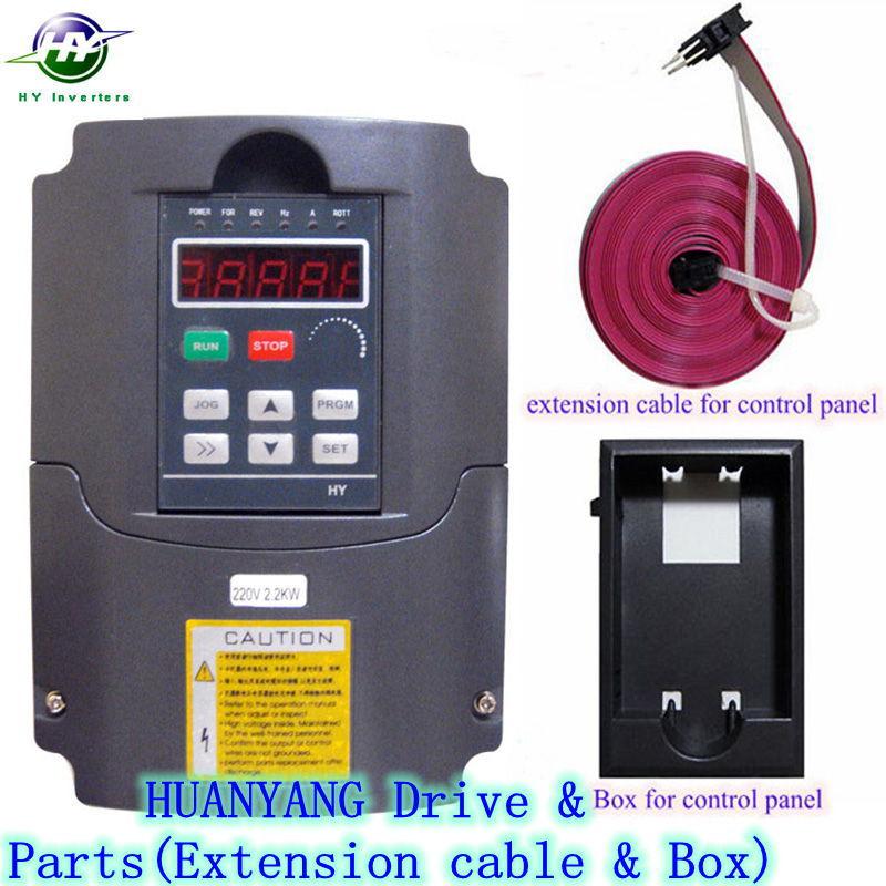 Outstanding Huanyang Vfd Drive 2 2Kw 220V Spindle Inverter Frequency Converter Wiring Digital Resources Funapmognl