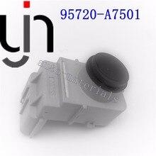 4 pz Genuino PDC sensore di parcheggio per Hyundai 95720-A7501 Ad Ultrasuoni
