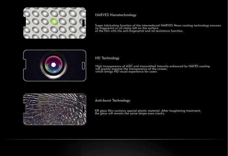 Orijinal Temperli Cam Için Huawei Y6 Ekran Koruyucu Sertleştirilmiş koruyucu film Için SCL-L01 SCL-L02 SCL-L03 SCL-L04 cam