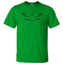 Summer Hot Superman Batman Men T Shirt 100% Cotton High Quality Brand T-Shirt Men Sports Loose Fit Anime Shirt For Fans