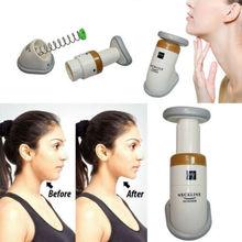 V Neckline Slimmer Neck Line Exercise Mask Strap Jaw Massager Reduce Double Chin все цены