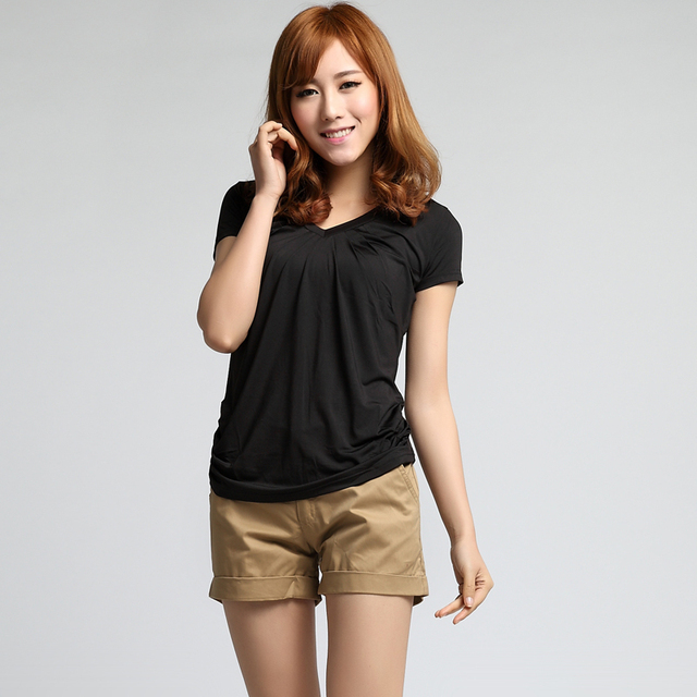 Free shipping women shorts plus size fashion 2015 spring summer 5XL 4XL 6XL large size new Casual clothes H15