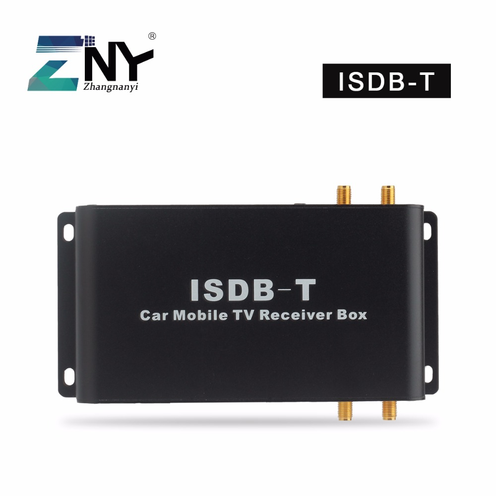 Precise Car Isdb-t Digital Tv Receiver 4 Antennas For South America Brazil Chile Argentina Peru Japan Philippines Support Max. 200 Km/h Activating Blood Circulation And Strengthening Sinews And Bones