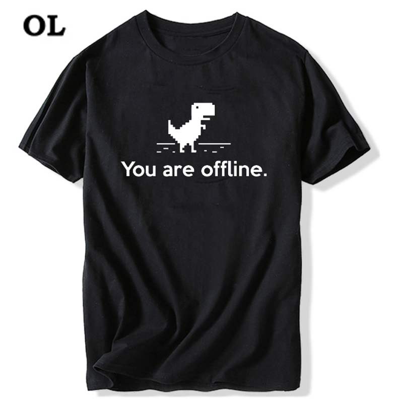 Size Of T Shirt Design Google Search: 2017 Newest Summer Fashion You Are Offline Google Design T