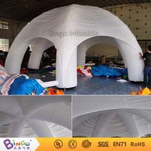 portable inflatable spider tent with 4 legs 8*8m(26*26Ft.) toy tent
