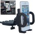 GPS Tablet Mobile Phone Car CD Player Slot Mount Cradle Holders Stands For Lenovo Vibe C,ZTE Avid Plus,Nubia Z9,Blade V Plus