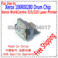 Reset Toner Chip For Xerox WorkCentre Pro 315 320 Copier,For Xerox WC 315 320 106R00280 Cartridge Chip,For Xerox WC315 WC320