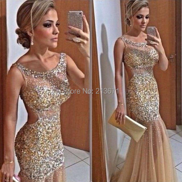 Online Buy Wholesale bodycon prom dress from China bodycon prom ...