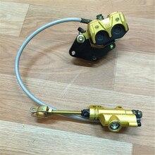 Cheaper STARPAD For Motocross accessories for 110CC Apollo small high caliper brake pump assembly race