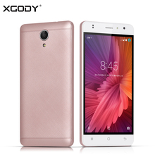 XGODY Timmy M50 4G LTE Smartphone Android 6.0 2GB RAM 16GB ROM MTK6737 Quad Core 8.0MP 5.0 Inch HD 1280*720 Unlocked Cell Phones