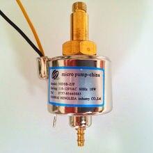 цена на Small heater miniature solenoid pump water heaters electromagnetic pump model 30DCB-ZJF power 110-120 VAC-60 Hz 18W