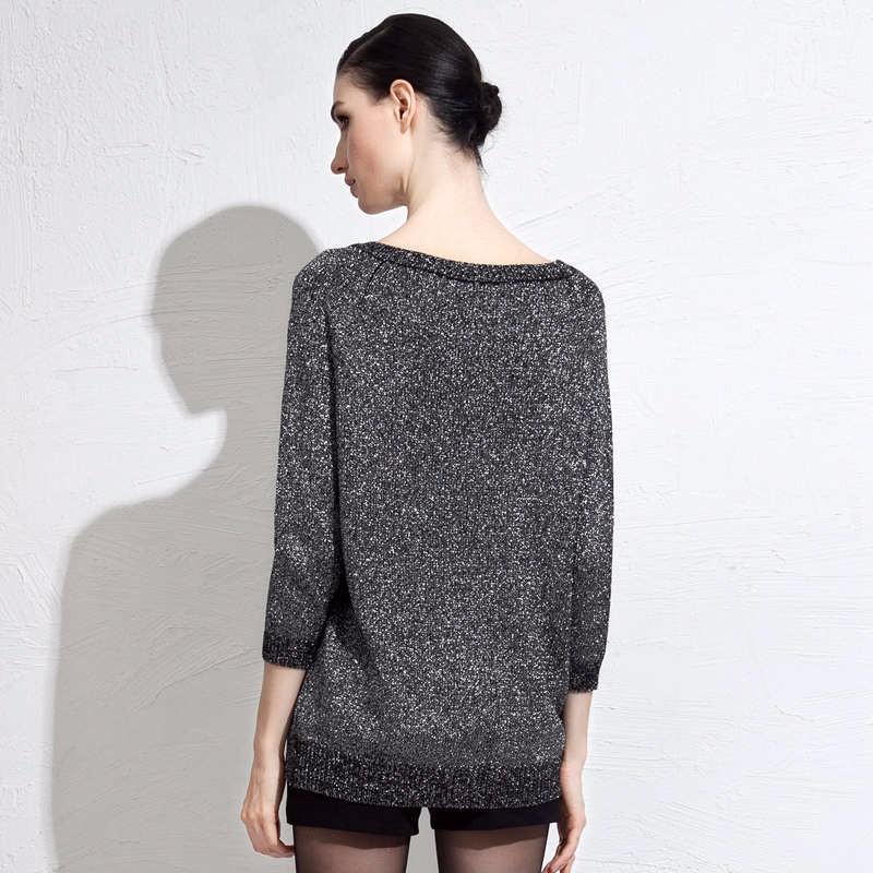 autumn grey women sweater 6