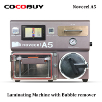 A5 Samsung iPhone repair machine Air bubble remover machine Vacuum lamination machine repair lcd refurbish oca laminator mach