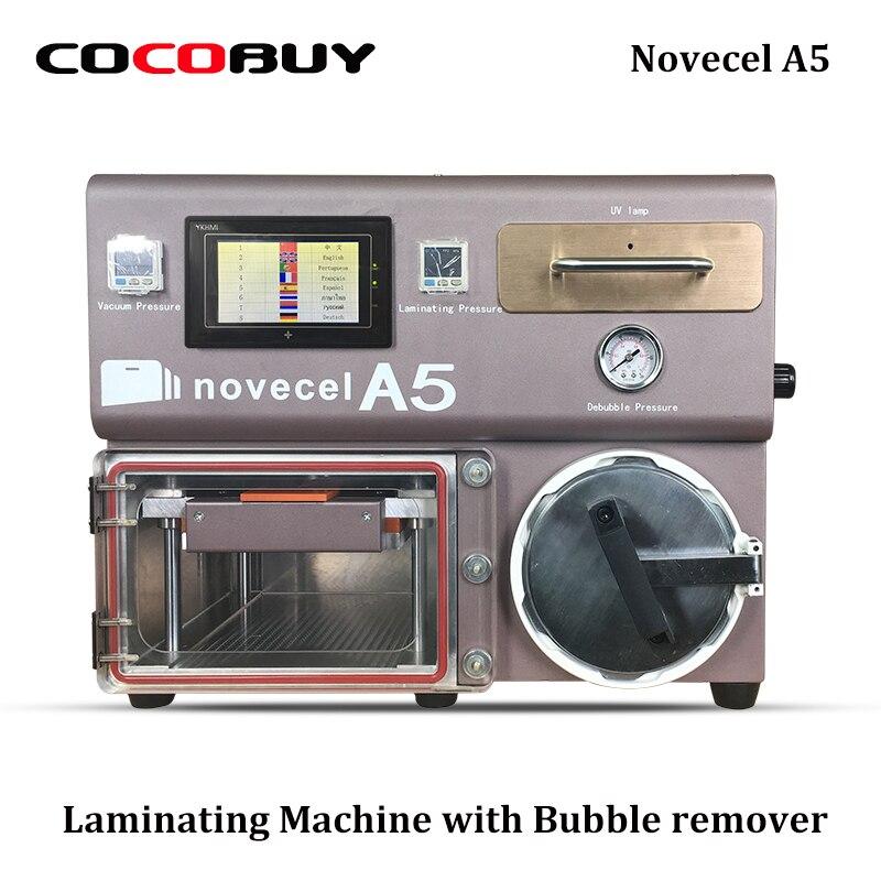 A5 Samsung iPhone repair machine Air bubble remover machine Vacuum lamination machine repair lcd refurbish oca laminator mach