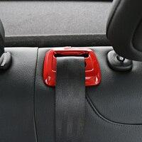 NEW Arrival Auto Rear Seat Adjust Decoration Cover ABS Back Seat Adjustment Decoration For Jeep Renegade