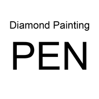 New Brand customize Drill Pen for Diamond Painting tools Embroidery Accessories Point Mosaic Tool Hand Carved Resin Pens