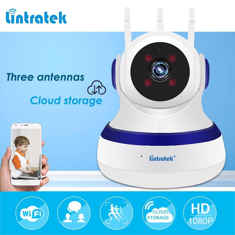IP wifi Security Camera Cloud Storage 1080P wi-fi Mini Onvif PTZ Ipcam P2P Home Baby Monitor Camera 10m Night Vision