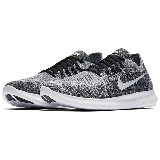 Original New Arrival 2017 NIKE FREE RN FLYKNIT Women's  Running Shoes Sneakers