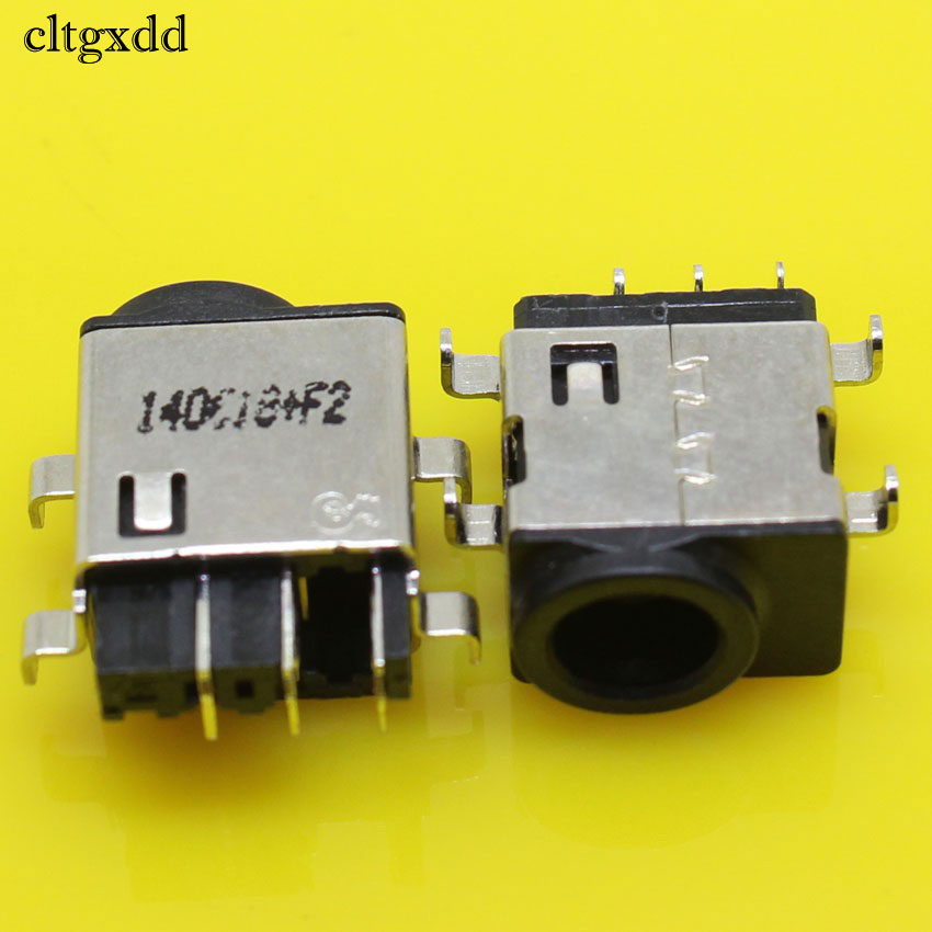 cltgxdd Laptop dc power jack For SAMSUNG NP RV510 RV511 RV515 RF710 RV411 RV420 RC512 DC Connector Tracking Number 100 pcs free shipping new dc jack for samsung rv500 rv511 rv509 rv515 rv520 rv720 rv530 rv515 rv420 dc power jack port socket