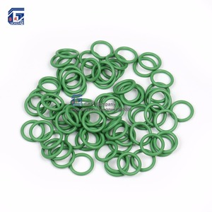 Резиновое уплотнительное кольцо #10 R134a (13,8x2,4 мм), уплотнительное кольцо NBR, высокотемпературные уплотнения для кондиционера автомобиля A/C