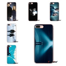 For HTC One U11 U12 X9 M7 M8 A9 M9 M10 E9 Plus Desire 630 530 626 628 816 820 830 Transparent Soft Cases Covers X Files Movie(China)