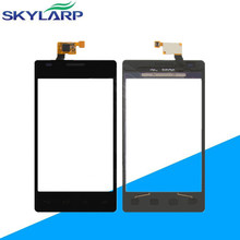 New Touch screen for LG E615 Optimus L5 Dual Cell Phone Free shipping,touch panel class digitizer