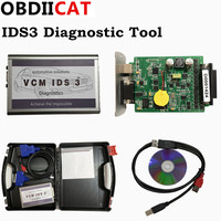 OBDIICAT 2019 Newest Professional automotive V107.01 IDS 3 OBD2 Auto Diagnostic Scanner Tool IDS3