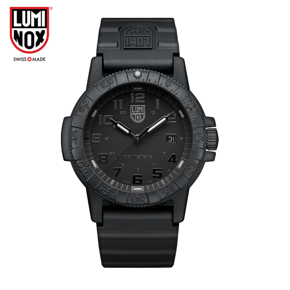 Luminox Made in Switzerland XS.0321.BO Land-emitting series of waterproof machinery luminox master carbon seal 3800 series xs 3803 c