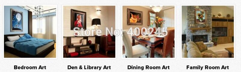 mão alta qualidade lona arte decoração da sua casa