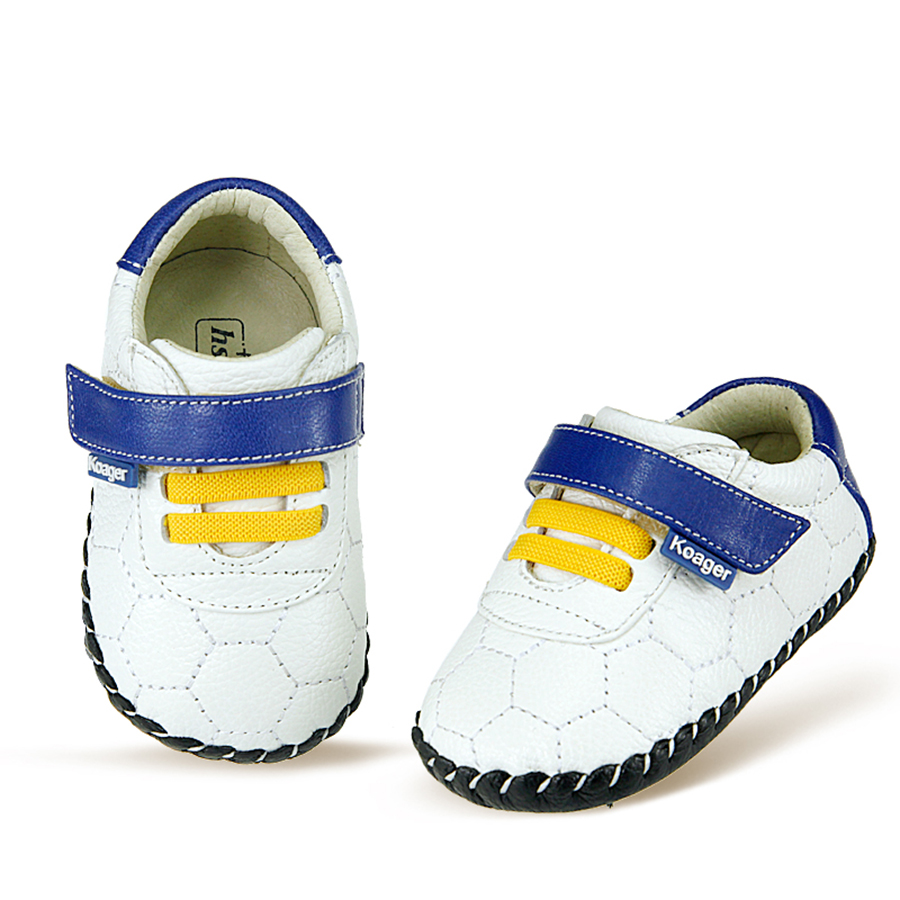 Original Football Boots Baby Boy Shoes First Walkers Toddler Moccasins Botine De Futbol Original Baby Shoes 503036 2016new cute suede genuine leather baby moccasins first walkers soft toddler fringe crib shoes baby newborn 0 30month chaussures