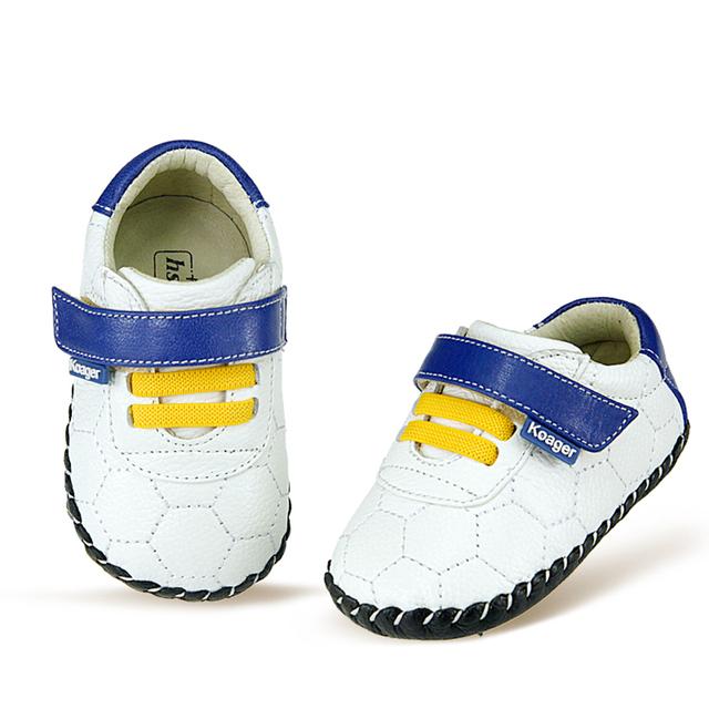 Originales Botas de Fútbol Zapatos Del Bebé Primeros Caminante Del Niño Mocasines Botine De Futbol Original Zapatos de Bebé 503036