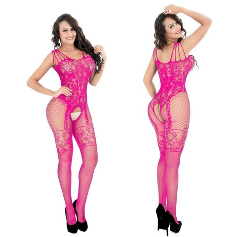 Sexy Mesh Novelty & Special Use Sexy Clothing Sexy Underwear Exotic Apparel Jumpsuit Full Body Stockings Teddies & Bodysuits Karachi