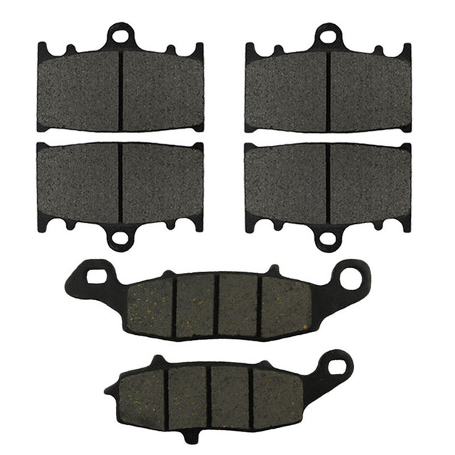 Motorcycle Front and Rear Brake Pads for For KAWASAKI VN 1700 VN 2000 D1/D6F VN 2000 D1/D6F VN 2000 D1/D6F F6F/F7F/J8F/J9F