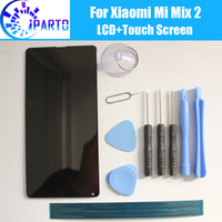 For Xiaomi Mi Mix 2 LCD Display Touch Screen Digitizer Assembly Replacement 100 New Tested LCD