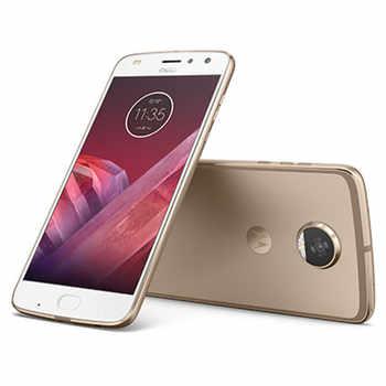 "Original Motorola MOTO Z2 Play XT1710 Smartphone 5.5\"" FHD Snapdragon Octa Core Android 8 Cellphone 4GB RAM 64GB ROM MobilePhone"