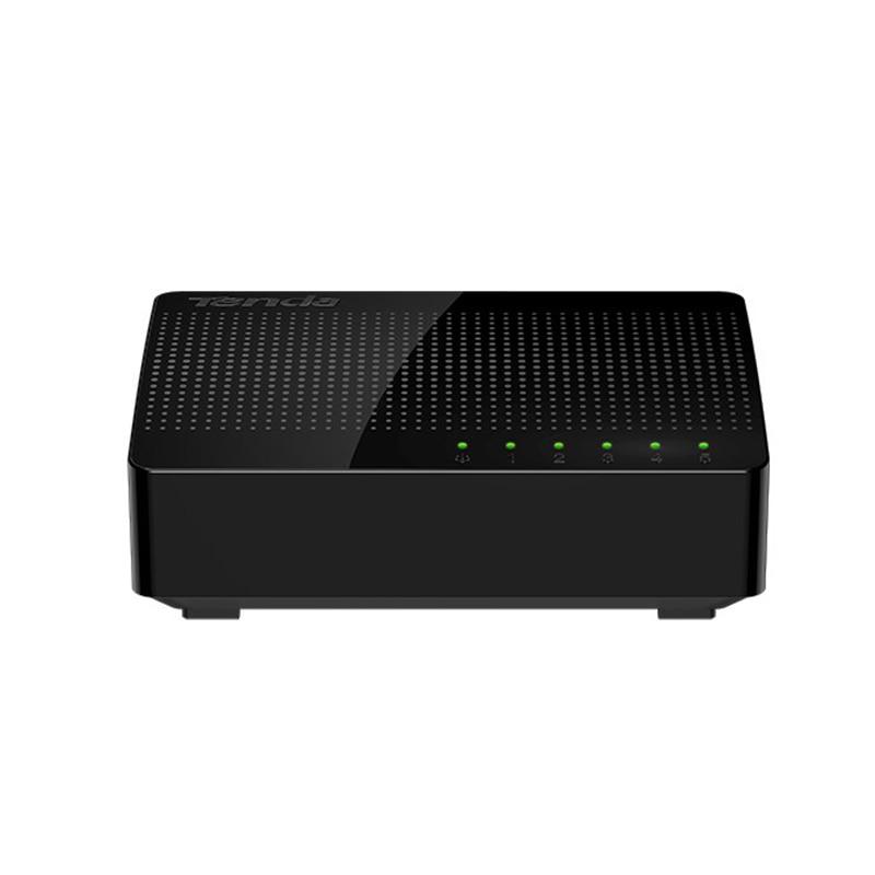 Tenda SG105 Rede Switch Gigabit de 5 portas 10/100/1000 Mbps Fast Ethernet Lan Hub Switcher Full/Half duplex Troca NOVA