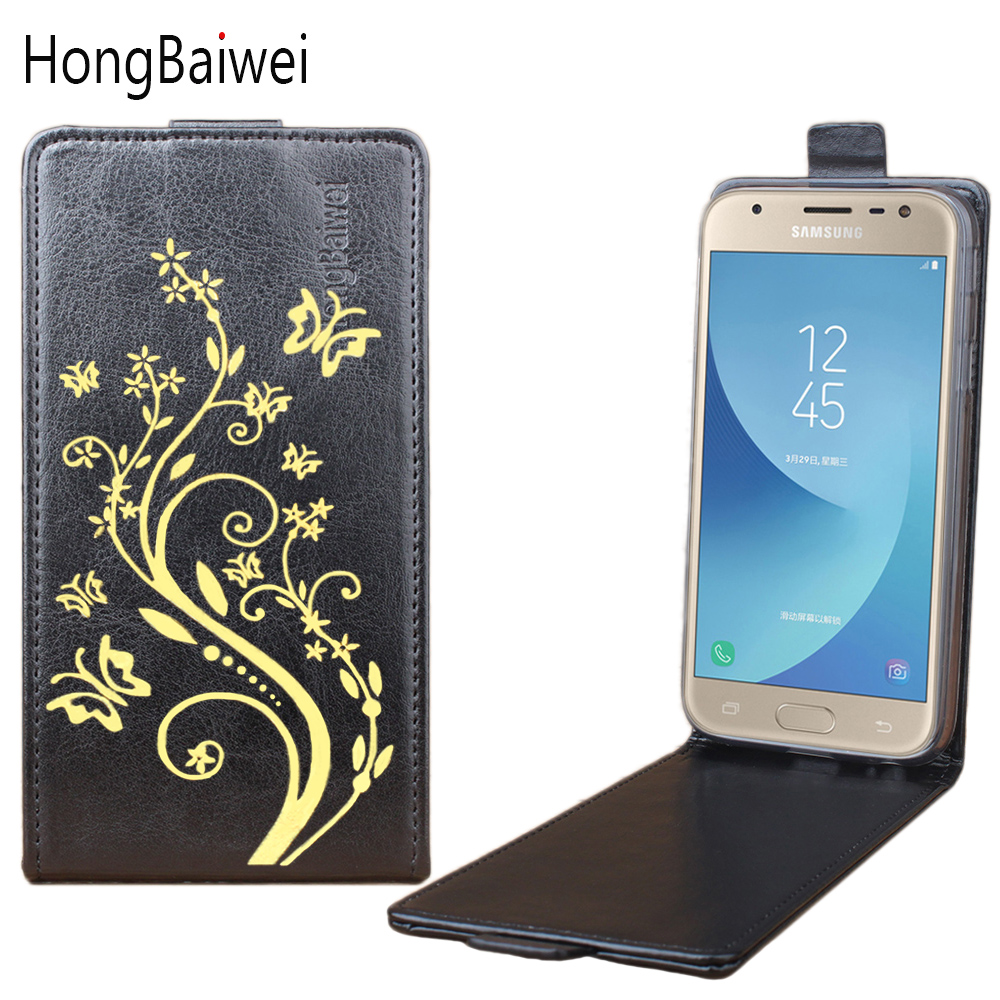 Luxury leather case for <font><b>Samsung</b></font> Galaxy <font><b>J5</b></font> 2017 J530F flip cover housing case for <font><b>Samsung</b></font> J52017 / J530 F / J <font><b>530</b></font> F phone cases image