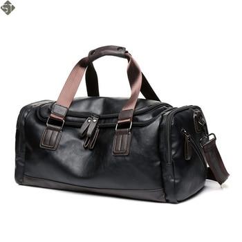 defcc30cb Men handbag Large capacity Travel bag fashion shoulder handbags Designer  male Messenger Baggage bag Casual Crossbody travel bags