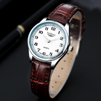 Fashion Casual Womens Watch Luxury High Quality Leather Waterproof Quartz Wrist Watches For Women Montre Femme