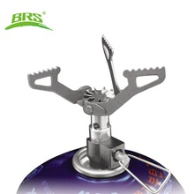 Portable Mini Camping Titanium Gas Stove For Outdoor