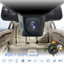 Wholesale Car DVR Registrator Digital Video Recorder Camcorder Dash Camera Cam 1080P Night Version Novatek  WIFI HD G-sensor @128