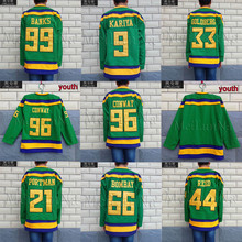 237361c0a Mighty Ducks Jerseys Blank 9 Kariya 21 Dean Portman 33 Greg Goldberg 44  Fulton Reed 66