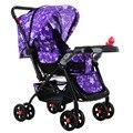 Высокая пейзаж детская коляска складной сидя и лежа four seasons генеральный BB автомобиль